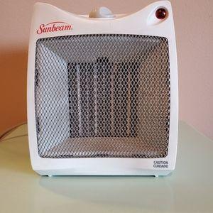 Sunbeam small space heater
